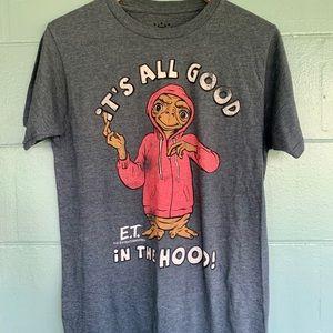 New E.T. Graphic Shirt unisex